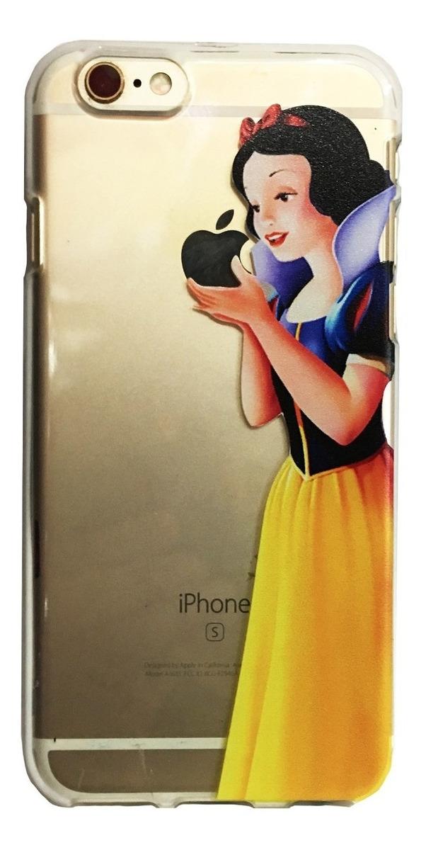 cf9c8f3f093 Funda Personalizada 3.0 Tpu iPhone 4 5 5s 6 6s 6 7 Plus 8 X - $ 349 ...