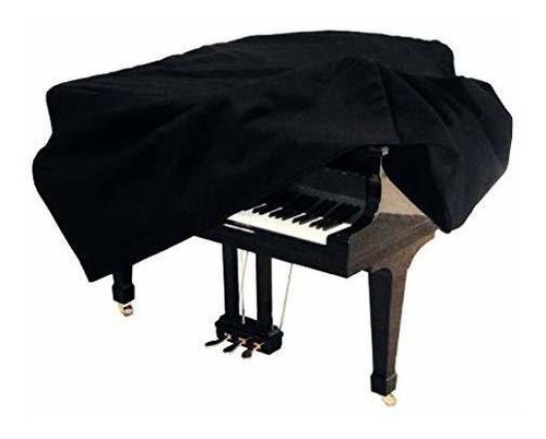 funda piano cola yamaha g2 4mm (13 teclas) 159x152x36x78 cm