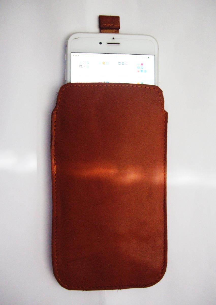 Funda Piel Iphone