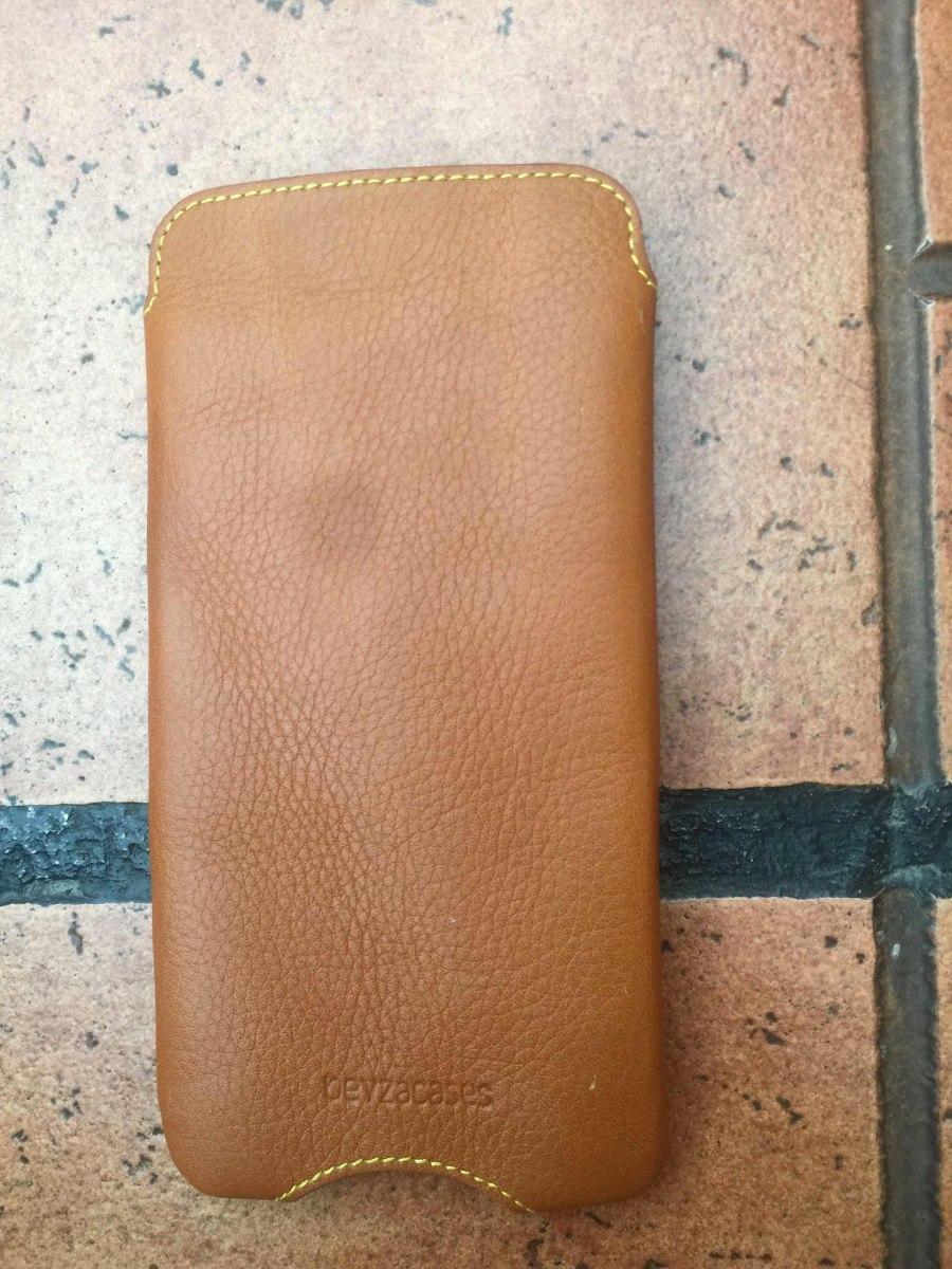6a572812def Funda Piel Iphone 6/6s Plus Beyzacases - $ 180.00 en Mercado Libre