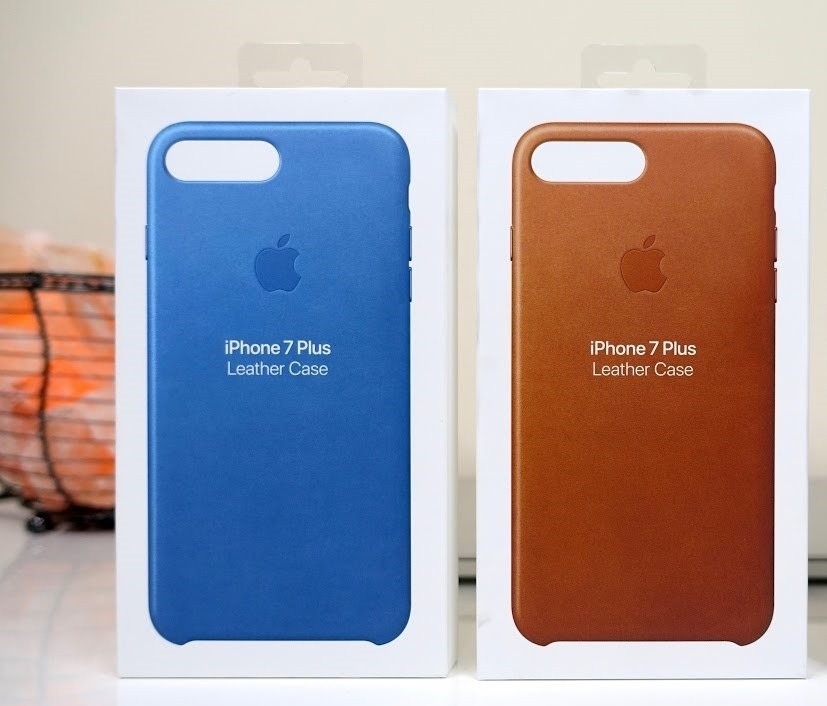 Funda Piel Iphone  Plus