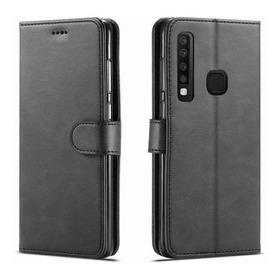 Funda Piel Samsung A9 2018