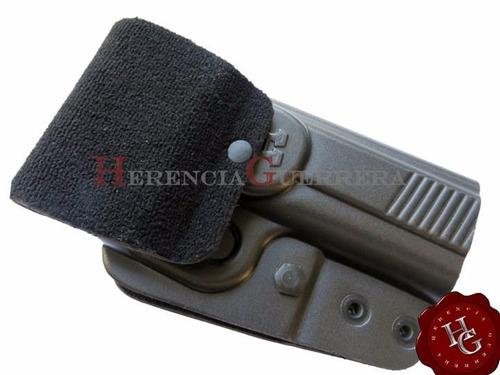 funda pistolera houston linea k ext bersa 22/380 zurda k42z