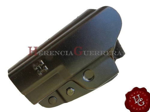 funda pistolera houston linea k ext bersa bp9 kbp9z zurda