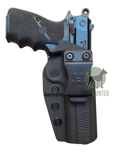 funda pistolera kydex houston para browning hi power fm hp