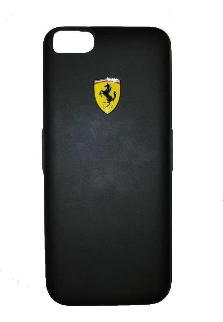 fdbffd272c7 Funda Power Case Protector Batería Ferrari Original iPhone 8 ...
