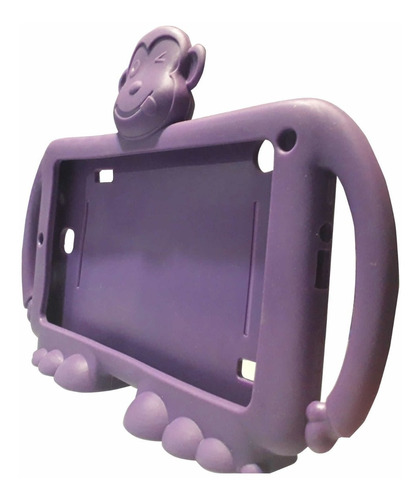 funda premium con soporte grueso para tablet 7 pulgadas