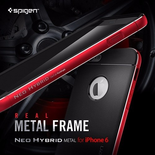 funda premium iphone 6 6 plus unica + vidrio templado