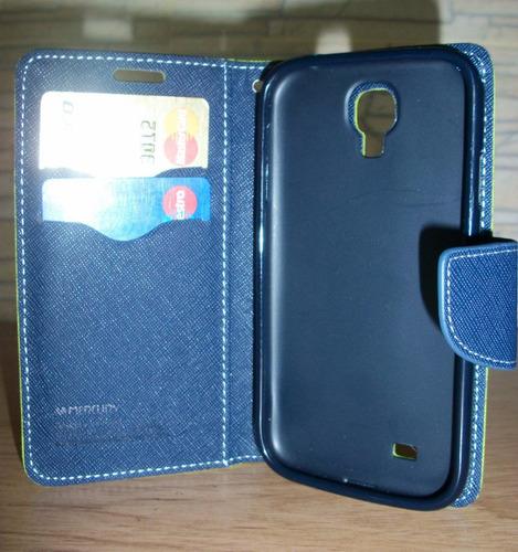 funda premium tipo billetera samsung+ lapiz stylus