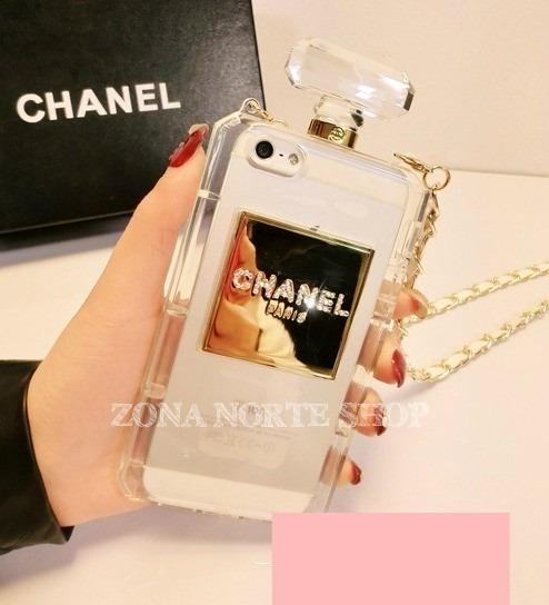 95c74142d1a Funda Premiun Perfume Para iPhone 5 - 5s Envio Gratis - $ 429,00 en ...