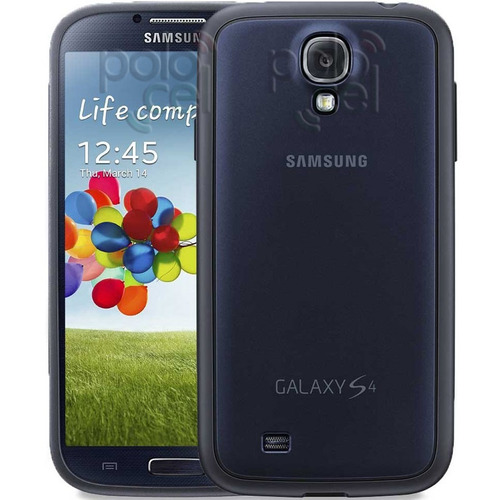 funda protective cover samsung galaxy s4 mini i9190 + film