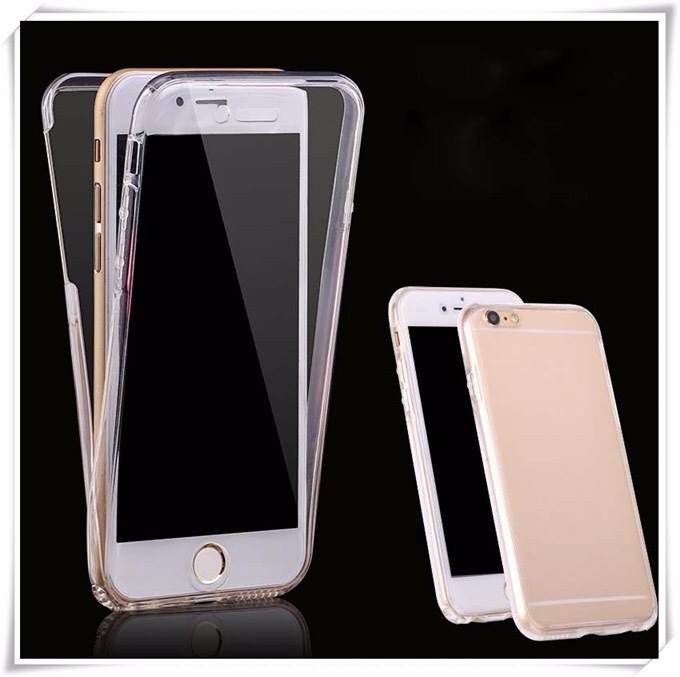 40688ce82fe Funda Protector 360° Transparente Apple iPhone 6/6s - $ 180.00 en ...