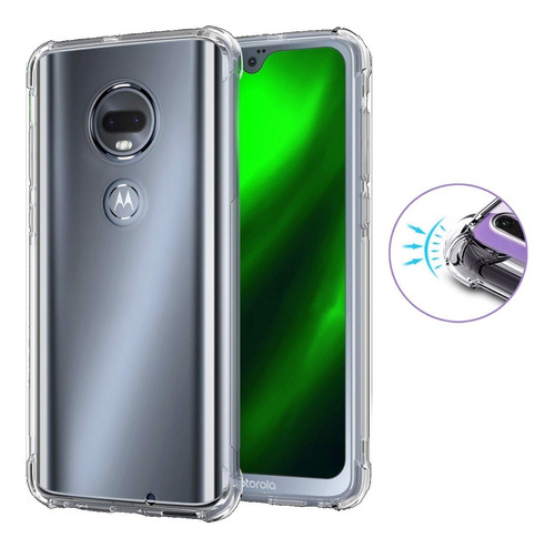 funda protector acrigel motorola moto g7 g7 power g7 play