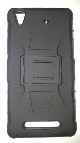 funda protector alto impacto 3 piezas m4 tel ss4455