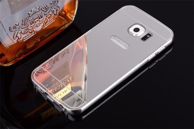 Funda protector aluminio tipo espejo samsung s7 edge g935 en mercado libre - Aluminio espejo ...