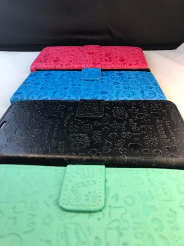 funda protector cartera  v10 pack 2 piezas