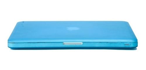 funda protector case macbook air 13 a1466 tono matte