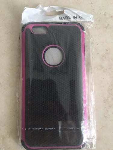 funda protector case super resistente iphone 6 6plus