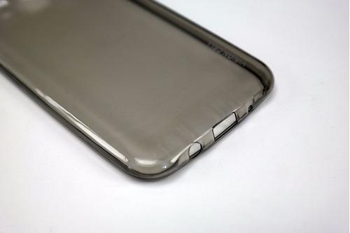 funda protector crystal case + cristal samsung j5 metal 2016