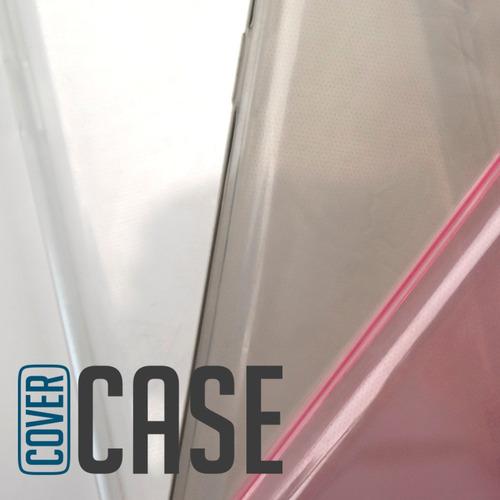 funda protector crystal case flexible transparente htc u11