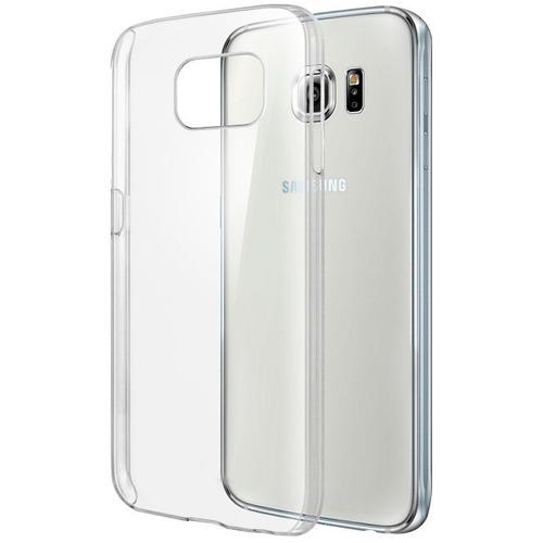 funda protector crystal case tpu + cristal samsung s6 g920