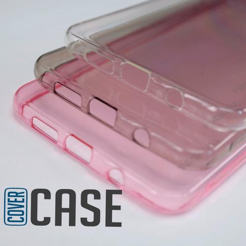 funda protector crystal case tpu resistente huawei y7 2017