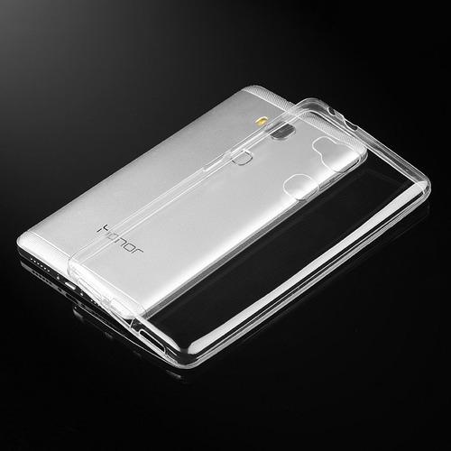funda protector crystal case tpu transparente huawei mate 8