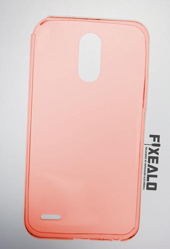funda protector crystal case tpu transparente lg stylus 3