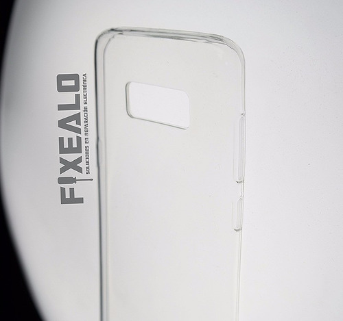 funda protector crystal case tpu transparente samsug s8 g950