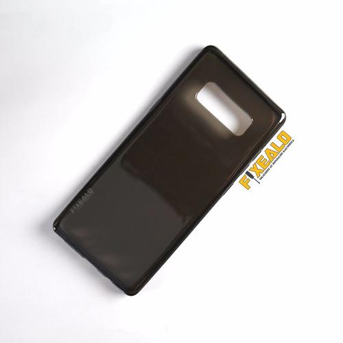funda protector crystal case tpu transparente samsung note 8