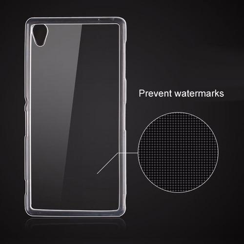 funda protector crystal case tpu transparente zte v6 max