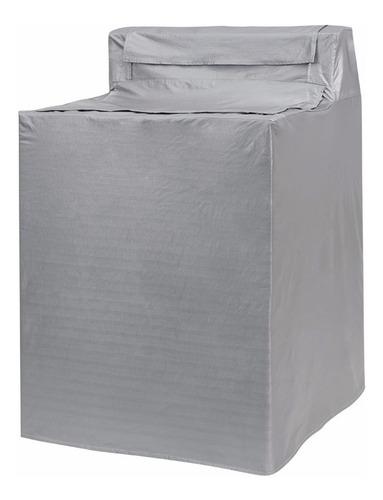 funda protector de lavadora cubrelavadora impermeable