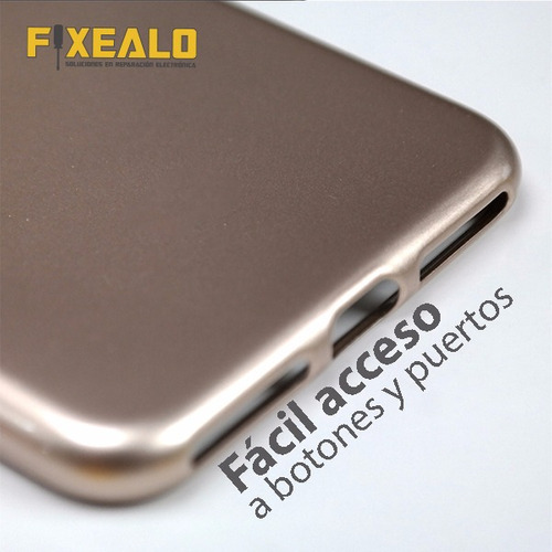 funda protector elegante delgada jelly case xioami redmi 4x