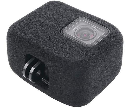 funda protector esponja para reducción de ruido gopro 5 6 7