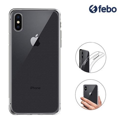 funda protector fino tpu premium iphone xs max febo