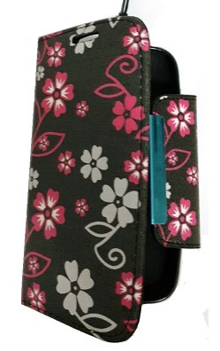 funda protector flip cover billetera  diseño samsung a3
