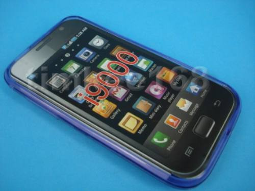 funda protector gel samsung galaxy s i9000 i9000b x mayor