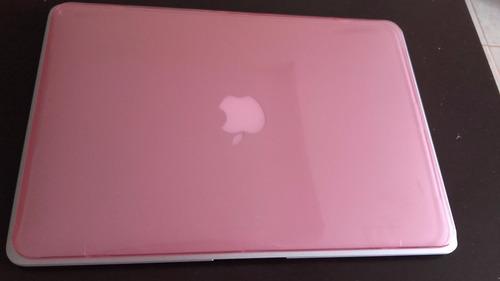 funda protector hardcase mac macbook pro retina 13,3 sin uso