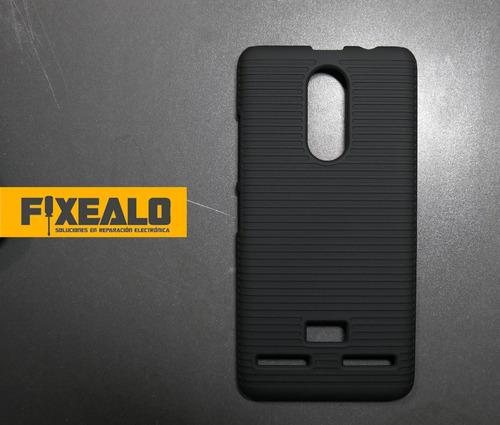 funda protector holster cilp uso rudo lenovo resistente k6