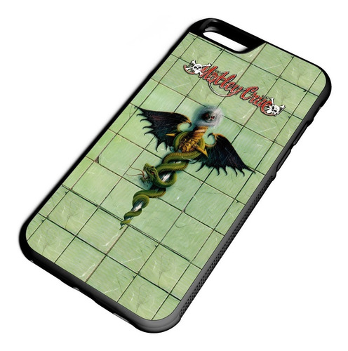 funda protector iphone 4 5 6 7 plus - motley crue 4