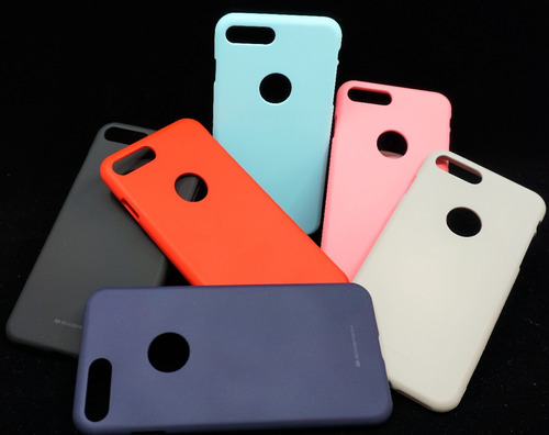funda protector iphone 8 plus goospery sf jelly case