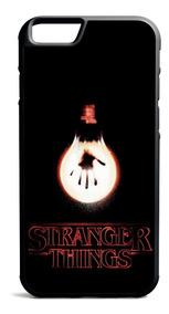 Funda Dibujos Serie Stranger Things para iPhone