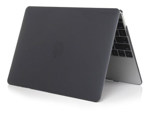 funda protector macbook acrílico mate todos los modelos