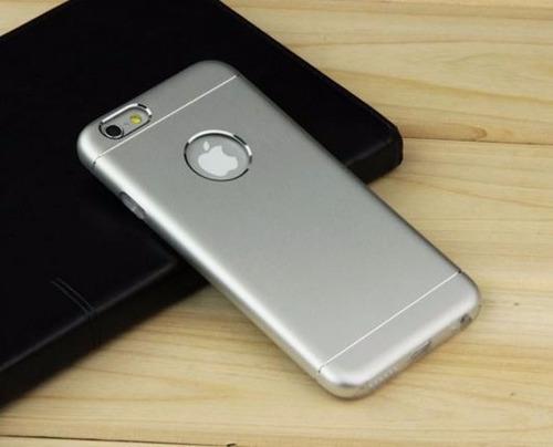 funda protector metalico ultrafino para iphone 6 - otec