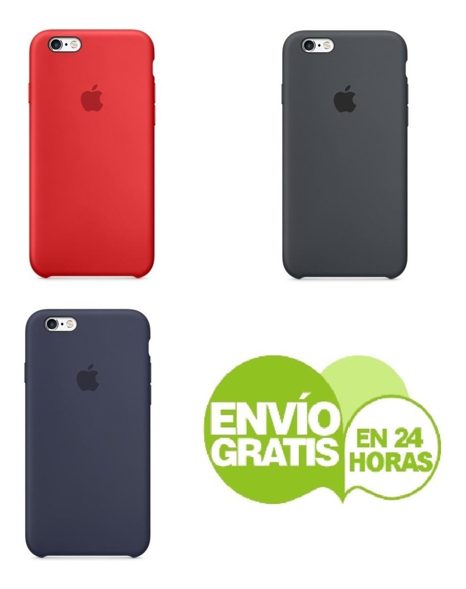 57bbb6def7b funda protector original apple silicon case iphone x 8 7 6. Cargando zoom.
