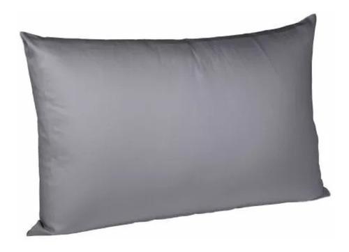funda protector para almohada antifluido colores 75x50
