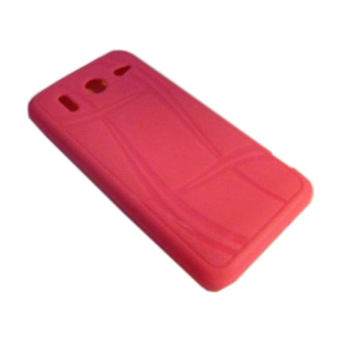 funda protector silicon tpu huawei g510 rosa
