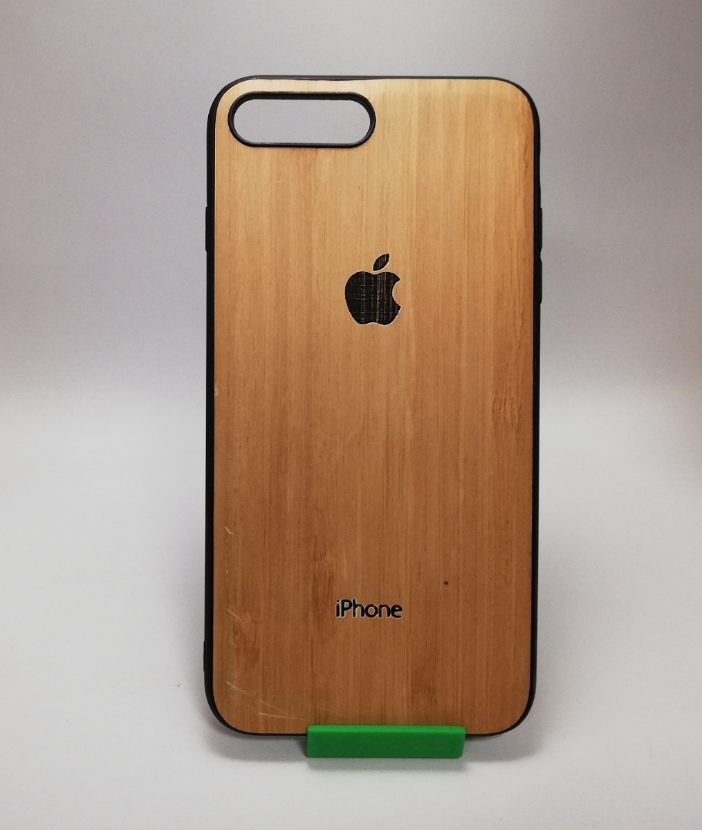 23f699ba468 Funda Protector Slim Madera iPhone 7 Plus - $ 230.00 en Mercado Libre