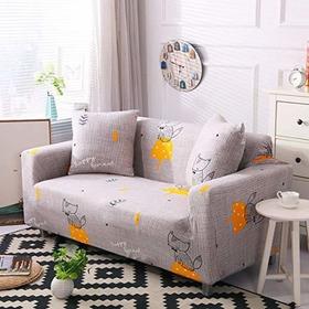 Funda Protector Sofa Mueble Elastico Ajustable Hogar Decorar