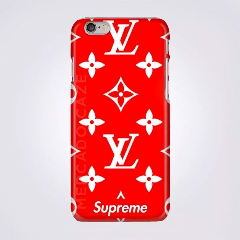 c3bfc0069961 Imágenes de Supreme X Louis Vuitton Iphone 6 Plus Case